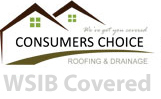 Consumer Choice Roofing and Drainage providing Roofing, Drainage, Brickwork, Chimney Repairs and Brickwork